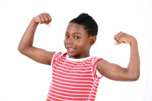 boy muscles