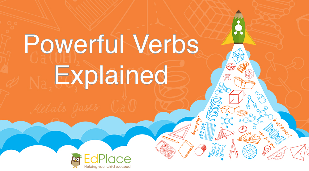 What are powerful verbs?