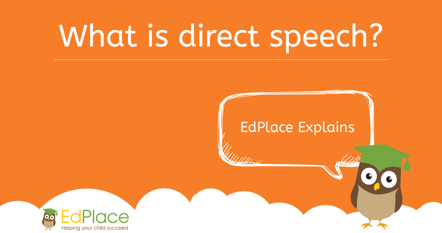 What-is-direct-speech