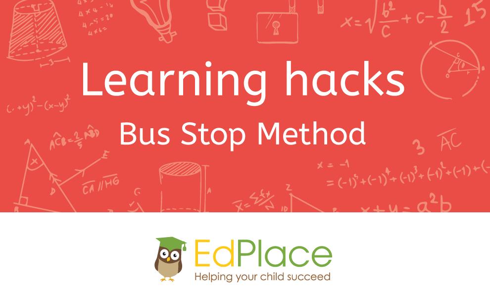Learning hacks bus stop method