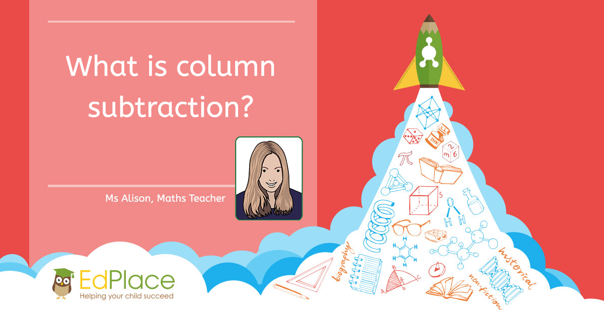 What-is-column-subtraction