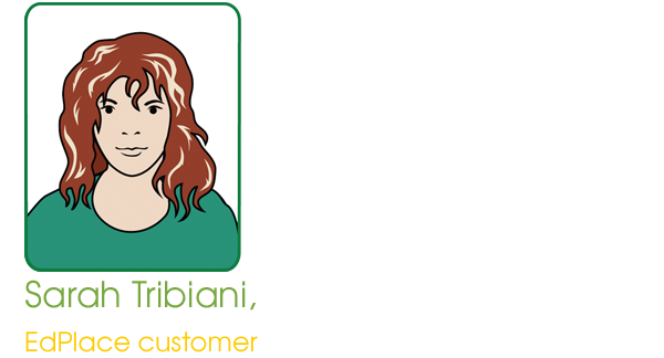 Sarah Tribiani's story