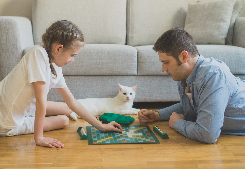 English games for homeschooling